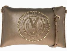 54ac92c5d2b Versace Jeans 2019 Gold Stud Crossbody Clutch Bag Handbag Evening Purse VJ  SALE!