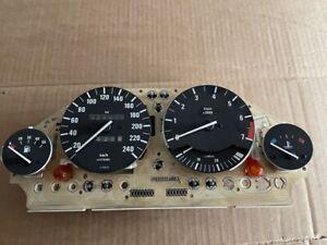 BMW E30 VFL VDO Tacho Kombiinstrument Ertsatzteilspender