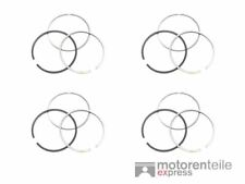 4 Kolbenringe Satz Kolbenringsatz Goetze Engine STD für CITROËN FIAT (1245755)