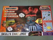 MATCHBOX Skull's Challenge Power Scouts Adventure System
