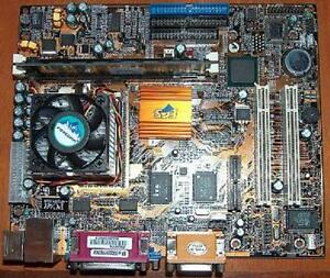 BRAND 'NEW' MERIT FORCE / EVO MOTHERBOARD MEGATOUCH PCB