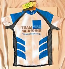 JAKROO Cycling Bike Kit Jersey Shorts TEAM MEDICINE - Virginia Mason Women L M