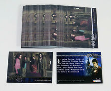 Lot of (50) 2004 Artbox Harry Potter And The Prisoner of Azkaban Promo Card (02)