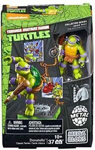 [Mega Block] Mega Bloks Teenage Mutant Ninja Turtles Collectors 1987 Classic Do