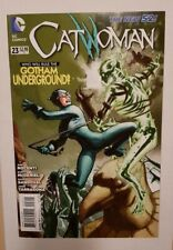 CATWOMAN #23 (New 52) 1st Appearance Joker's Daughter ~ 1st Print NM