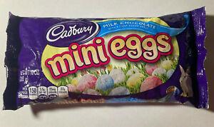 Cadbury Milk Chocolate Easter Shell Candy Coated Mini Eggs 10 Ounce BB 8-21