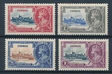 [55695] Cyprus 1935 good set MNH Very Fine stamps