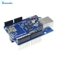 1/2/5PCS Ethernet Shield W5100 Expansion Board For Arduino UNO R3 Mega 2560