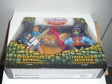 Masters of the Universe Classics MOTUC: Laser Power He-Man and Skeletor 2-Pack