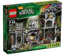 LEGO® Teenage Mutant Ninja Turtles 79117 Turtle Lair Invasion NEU OVP NEW MISB
