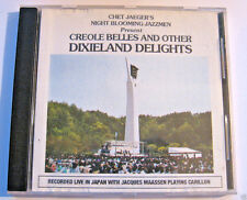 Chet Jaeger's Night Blooming Jazzmen - Live in Japan, Rare CD