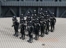 Hasbro Star Wars Micro Machines 1:72 Soldier Figure Death Star Tie Pilot C 15pcs