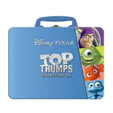 Disney Pixar 'Top Trumps' Childrens Card Game With Collectors Tin