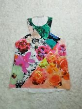 Zara Casual Floral Tops for Women