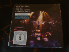 Slip Treble: Deacon Blue : Live At THe Glasgow Barrowlands   2CDs & DVD Sealed