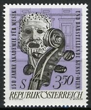 Austria 1967, 150 y Academy Music and Performing Arts Vienna VF MNH, Mi 1253