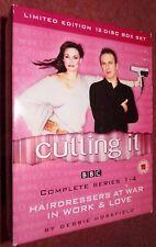 Cutting It: Complete Series 1-4,(1,2,3,4) Ltd Ed,DVD Box Set, Hairdressing Drama