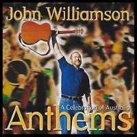 JOHN WILLIAMSON - ANTHEMS CD ~ AUSTRALIAN COUNTRY / FOLK ~ TRUE BLUE +++ *NEW*