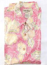 Cooke Street Honolulu Men's Hawaiian Short Sleeve Button Down Shirt XL A57