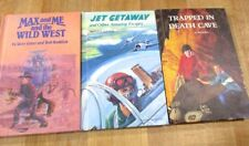 3 Just For Boys Presents HC Bis Max & Me Wild West Jet Getaway Trapped Death Cav