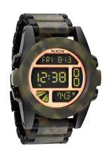 Nixon Unit SS Watch (Matte Black / Camo)