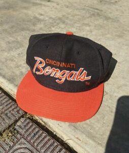 Vintage Cincinnati Bengals Sports Specialties Hat