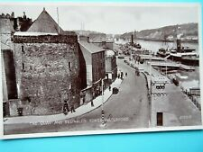 WATERFORD IRELAND VINTAGE POSTCARD THE QUAY AND REGINALD'S TOWER
