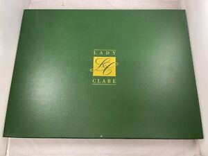 Boxed set of four Traditional Continental Placemats Shooting - Lady Clare