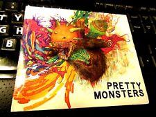 Pretty Monsters [Digipak] by Pretty Monsters (CD 2012) avant jazz chamber music