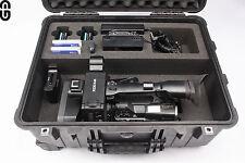 Sony PXW-X160 - 180 Peli1560 Case inkl. Inlay;Trolley;Schaumstoff-Einlage;
