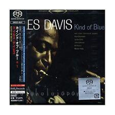 SACD Miles Davis Kind of Blue +1 Bonus Track Japan ver. Digipak SRGS 4501