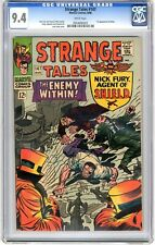 Strange Tales  #147  CGC  9.4   NM-  white pages