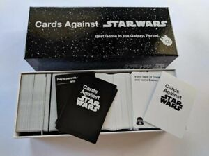 NEW SEALEAD CARDS AGAINST STAR WARS! Cards Against Humanity parody party game