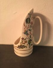 Lenox Candlestick Holder Hand painted With 24k Gold Made In Usa