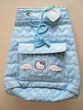 1999 Mint w Tag Hello Kitty Sanrio LTD Ed. Quilted Single-Strap Knap; 13x11x7.5""