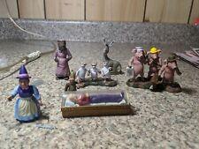 "2001 Shrek Mini Figures Set ""Fairy Tale Fugitives"" from McFarlane Toys"