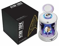 2015 Star Trek Two-Coin Silver Proof Captain Kirk Lighted Transporter Machine