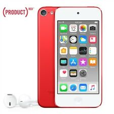 >>Apple iPod Touch 6th Gen (128GB) (PRODUCT) RED A8 Chip Cam - Apple Warranty<<