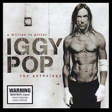 IGGY POP (2 CD) A MILLION IN PRIZES : THE ANTHOLOGY ~ STOOGES ~ HITS/BEST *NEW*