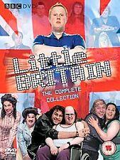 LITTLE BRITAIN COMPLETE COLLECTION BOX SET - DVD - REGION 2 UK