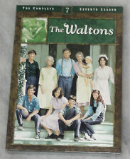 The Waltons Complete Season 7 Seventh - DVD Box Set NEW SEALED