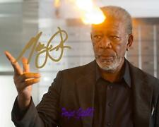 Morgan Freeman Now You See Me SIGNED AUTOGRAPHED 10X8 REPRO PHOTO PRINT