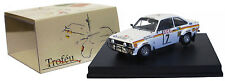 Trofeu 1021 Ford Escort MK II Morocco Rally 1976 - Roger Clark 1/43 Scale
