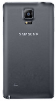 Genuine Samsung Galaxy Note 4 SM-N910 Battery Back Cover Replacement Black