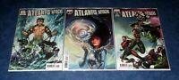 ATLANTIS ATTACKS #2 1:25 Gerardo Sandoval variant + 1st print MARVEL COMIC NAMOR