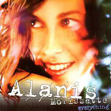 CD single Alanis MORISSETTE Everything 2 tracks card sleeve