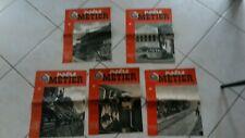 lot 5  NOTRE MÉTIER 1947:BISCHHEIM/PARIS BORDEAUX/ST COME  103/114/108/106/107