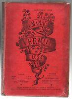 ALMANACH VERMOT 1904 - Bel état, complet 422 pages