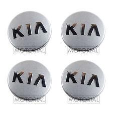 OEM KIA Logo Wheel Center Hub Cap 4Pcs 1Set For KIA 10-14 Sportage / 11-18 Soul