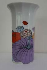 1970s Rosenthal Studio Linie / Line Polygon Floral Vase - Tapio Wirrkala